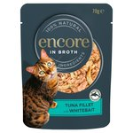 Encore Cat Pouch Tuna and White Bait