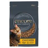 Encore Cat Food Dry