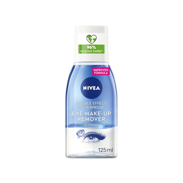 nivea daily essentials double effect eye make up remover. Black Bedroom Furniture Sets. Home Design Ideas