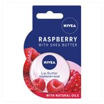 NIVEA Lip Butter Balm Raspberry Rose