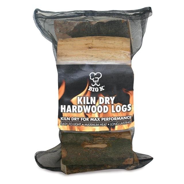 Big k kiln dry hardwood logs fsc from ocado