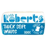 Roberts Bakery White Thick Sliced Loaf