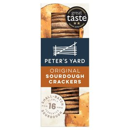 Swedish Crispbread with hole Peters Yard 2 x 220g