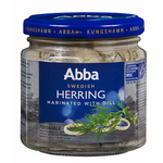 Abba Dillsill Herring Marinated with Dill