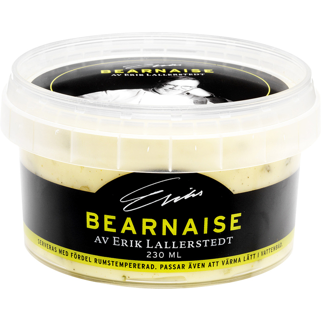 Ocado: Eriks Bearnaise Sauce 230ml(Product Information)