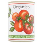 Organico Chopped Tomatoes from Tuscany