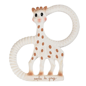 Sophie La Girafe So'Pure Duet Of Teething Rings