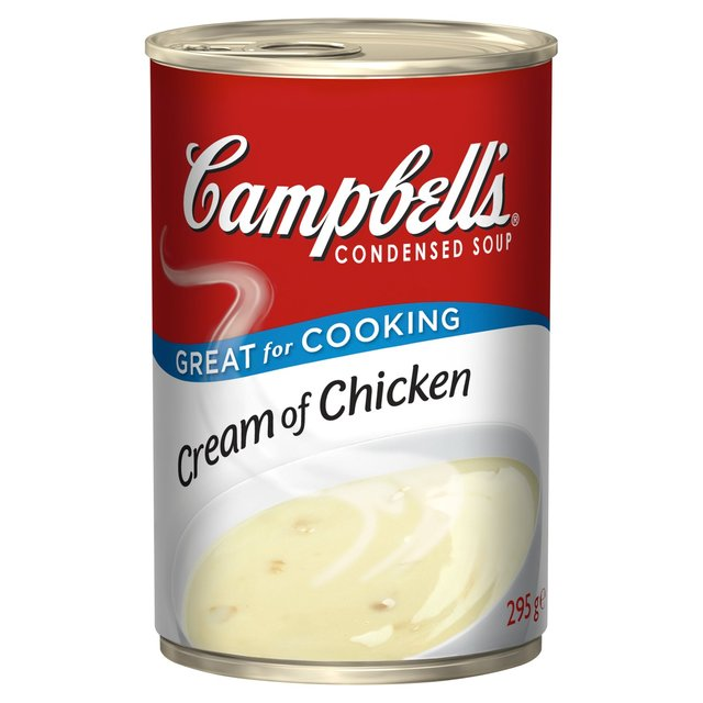 Campbell 39 S Cream Of Chicken Condensed Soup 295g From Ocado