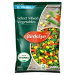 Birds Eye Select Mixed Vegetables Frozen