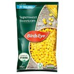 Birds Eye Supersweet Sweetcorn Frozen