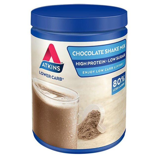 Atkins chocolate drink