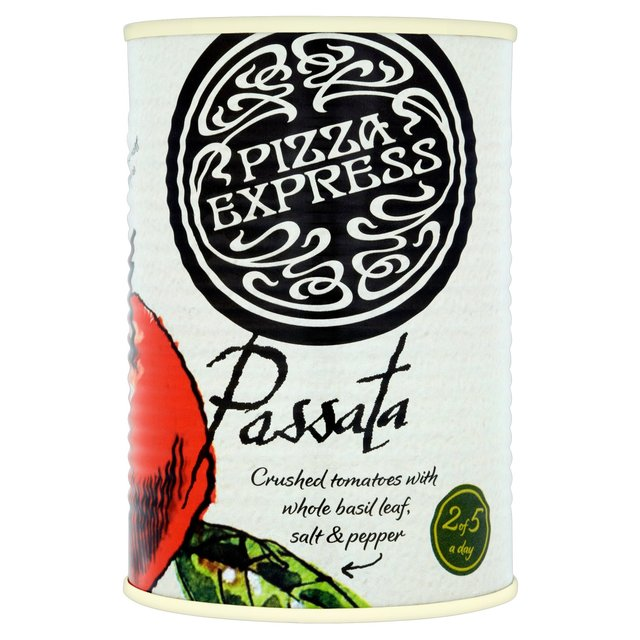 Pizza Express Passata Ocado