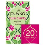 Pukka Organic Three Tulsi Tea Bags