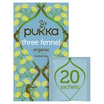 Pukka Organic Three Fennel Tea Bags