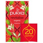 Pukka Organic Revitalise Tea Bags