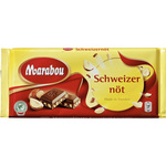 Marabou SchweitzerNot Milk Chocolate with Hazelnuts