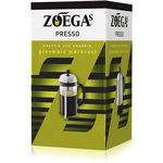 Zoega Presso Dark Roast Ground Coffee for Cafetiere