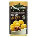 Fragata Anchovy Stuffed Olives in Brine