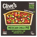 Clive's Organic Gluten Free Vegetable Chilli Pie