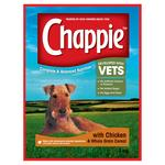 Chappie Complete Dry Dog Food with Chicken & Wholegrain Cereal
