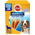 Pedigree Daily DentaStix Medium Dog Treat Chews