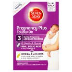 Seven Seas Pregnancy Plus Tablets & Capsules 28+28