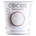 CO YO Organic Natural Dairy Free Coconut Milk Yogurt Alternative