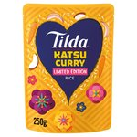 Tilda Limited Edition Peri Peri Steamed Basmati Rice
