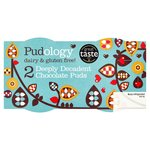 Pudology Gluten & Dairy Free Chocolate Pud
