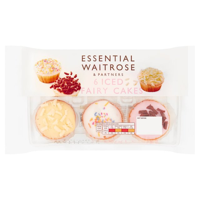 Waitrose Food To Order Cakes