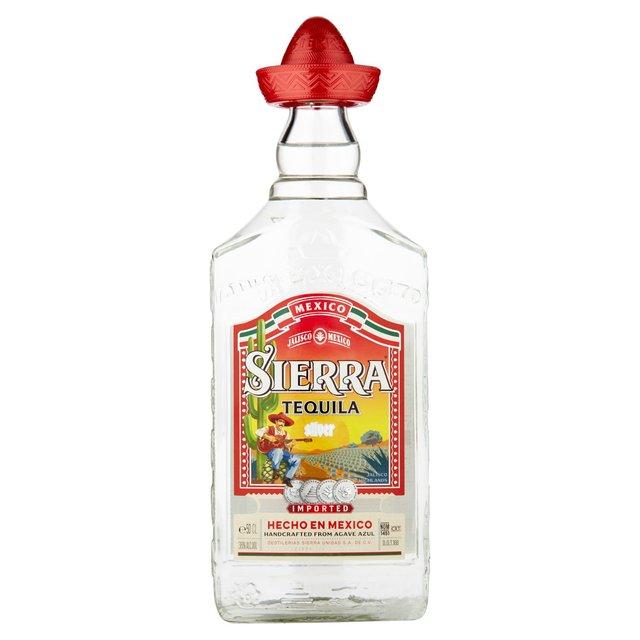 Sierra Tequila Totenkopf