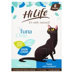 HiLife It's only Natural The Tuna One In Jelly