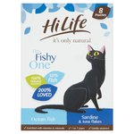 HiLife It's only Natural The Fishy One in Jelly