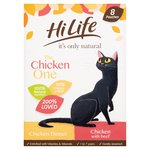 HiLife It's only Natural The Chicken One In Jelly