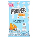 Propercorn Popcorn Lightly Sea Salted