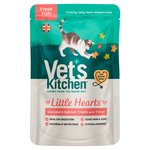 Vet's Kitchen Little Hearts Finest Salmon & Trout Cat Treats