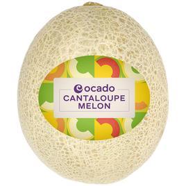 Ocado Cantaloupe Melon Min Ocado Cantaloupes range in weight from 0.5 to 5 kilograms (1.1 to 11.0 lb). gbp