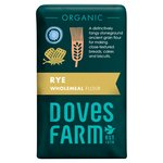 Doves Farm Wholemeal Rye Flour