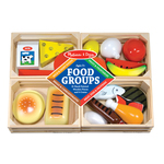 Melissa & Doug Food Groups, 3yrs+