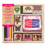 Melissa & Doug Friendship Stamp Set 4+