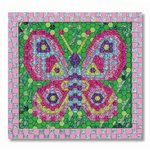 Melissa & Doug Shiny Mosaics Butterfly, 6yrs+