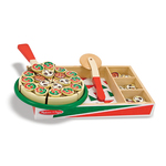 Melissa & Doug Wooden Pizza, 3yrs+