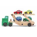 Melissa & Doug Car Transporter, 3yrs+