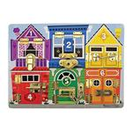 Melissa & Doug Latches Board, 3yrs+