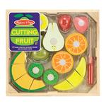 Melissa & Doug Wooden Cutting Fruit, 3yrs+
