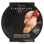 Findlater's Chicken Liver Pate with Brandy & Port