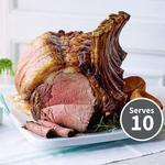 Waitrose Highland Forerib of Beef