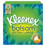Kleenex Balsam Extra Large Compact Tissues