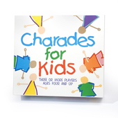 Charades for Kids, 4yrs+