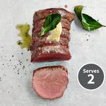 Waitrose Beef Chateaubriand with Garlic & Chive Butter